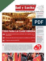 Unidad y Lucha, nº 290, noviembre 2011