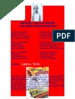 Manuell de Las Neves - um herói desconhecido