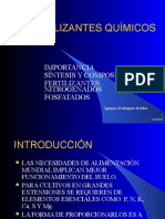 Fertilizantes Quimicos