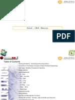 Excel VBAMacros v1.1