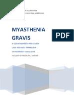 Myasthenia Gravis by Nasheev.MI, Laila, Siti Nurain