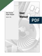 1395-In029_-En-p Reel Tension Paster Adapter