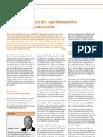 Chancen und Risiken der Logistikimmobilien im aktuellen Konjunkturzyklus
