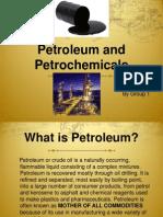 Petroleum Petrochemicals