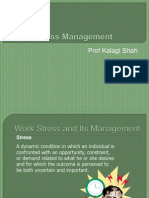 Stress Mgmnt