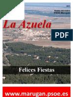 Boletín PSOE Marugán - La Azuela
