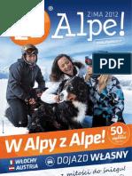 Katalog zimowy 2012 Dojazd Własny