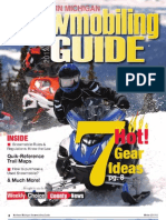 Snowmobiling Guide 2011