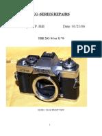 Minolta XGM Repair Guide[1]