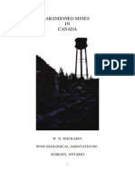 Mackasey Abandoned Mines 0