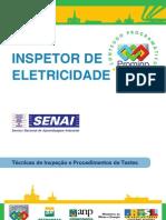 inspeção eletricidade