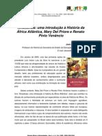 Ancestrais Uma Introducao a Historia Da Africa