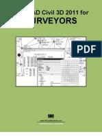Civil 3d for Surveyors