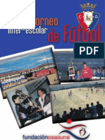 Revista Torneo Interescolar