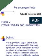 Analisis Perancangan Kerja-Modul 2