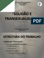 Solidão e Transsexualidade