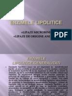 ENZIMELE LIPOLITICE