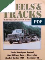 Wheels and Tracks 10