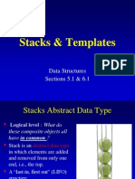 Array Based Stack