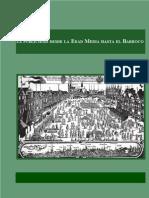 La Publicidad desde La Edad Media hasta el Barroco