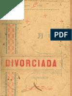 A Divorciada, de Francisca Clotilde