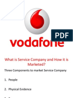 Vodafone Marketing PPT