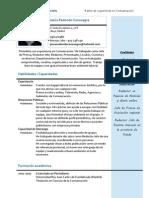CV Jesús Redondo