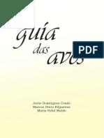 Guía de aves de Galicia