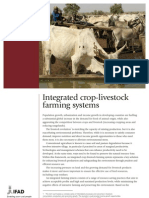 Integrated Crop Livestok Farming Syatem