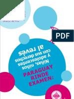 Paraguay Rinde Examen. Informe Alternativo