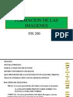 Formacion de Las Imagenes
