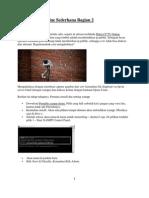 Bikin CCTV Online Sederhana Bagian 2