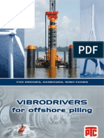 ERKE Group, Brochure Offshore Piling
