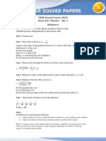 1285973285 XII Physics Set 1 CBSE Paper 2010 Solutions 0