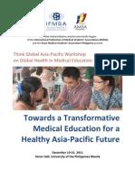 Think Global Manila Program