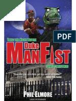 Twas the Night before Duke Manfist Saved Christmas