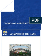 FIFA Technical Study-Modern Football Trends 2009 FFA Conference