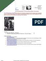 11-12-23 The Greensboro (North Carolina) Truth and Reconciliation Commission (2005-6) and the Greensboro Massacre (1979) - Executive Report s