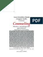 Counseling - Metodica e Metodologia Dell'Apprendimento