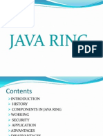 Java Ring Org