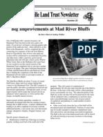 Fall 2007 McKinleyville Land Trust Newsletter