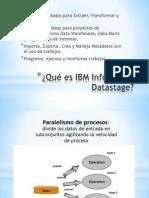Qué es IBM Infosphere Datastage