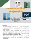 PHT 312 Suspension