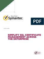 Whitepaper Simplify Ssl Cert Management