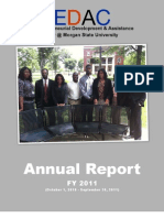 FY 2011 EDAC Annual Report