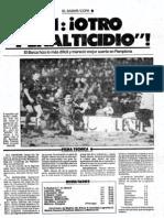 Osasuna-Barsa (0-1) Copa Rey 1987