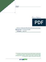 Diretrizes Úlcera Péptica 2003
