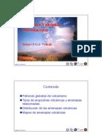 Amenaza volcanica