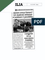 """Ateneo senza futuro? Gli studenti ottimisti """"Cambiare è possibile"""""""