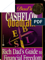 Robert Kiyosaki - Cashflow Quadrant - Rich Dad's Guide to Financial Freedom